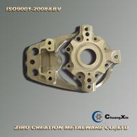 casting metal aluminum hanging brackets used car samll parts