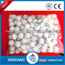 high quality 25mm rubber bouncing ball for rotary vibrating screen