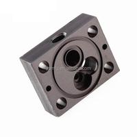 custom aluminum machined parts processing, 5 axis cnc machine cnc milling service