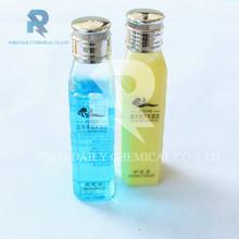3-5 star hotel bath gel in fashionable bottle with screwed cap