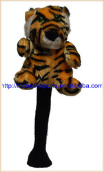new design custom animal cute golf club head cover for driver