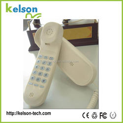 Ali Baba Manufacturer Supply Hotel Telephone basic desk big button phone