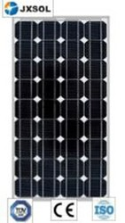 100 watt solar panels, mono solar panels, high performance 100W solar modules
