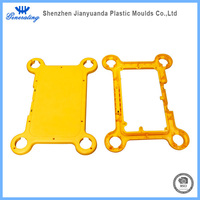 Household products customized plastic molding