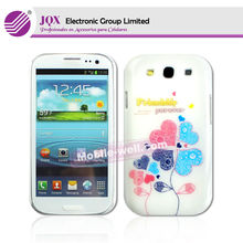 Hot Selling Cell phone Case for Samsung Galaxy S3 I9300 PC Protector Cover