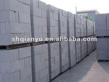 Maquina para hacer bloques de hormigón poroso con línea de producción