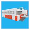 High Speed Vacuum Transfer Three color printer slotter carton making machine