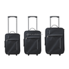 3 piece trolley travel luagge bags