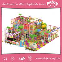 Kids Indoor Playground Slide Indoor Used Soft Play Toys