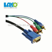 Wholesale high quality vga to rca splitter cable
