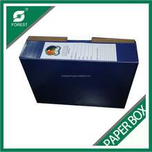 TOP QUALITY DIE CUT CUSTOMIZED FEDEX / UPS DIMENSIONAL WEIGHT BOXES