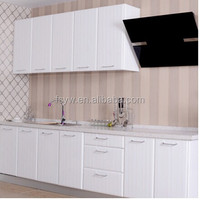 white plywood water resistant kitchen cabinet