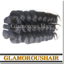 Malaysian Hair Extension Romance Curly human hair weaving weft weave virgin hair romance curl weave