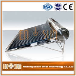 Competitive price unique design portable solar heating