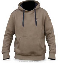 Autumn fall fleece casual style pure colour sweatshirt thickness men and women hoodies