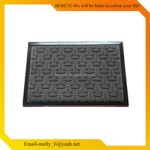 Superior dirt-removing capability brand new commercial indoor entrance mat with high quality