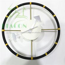 2015 Round Steering Wheel Clock
