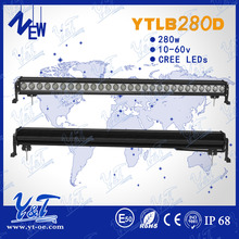2012 Newest Design 51'' 280w 12v led light bar 280w with factory price
