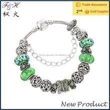 China Fashion Bracelet Custom Charm Bead Bracelet Wholesale from Yiwu Bracelet Factory