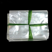 Small PE Zipper Plastic Bag for Electronic Products