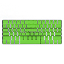 New Arrival!!! For Apple Bluetooth Keyboard, Silicone Keyboard Cover for Apple Mabook