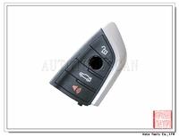 315MHZ smart card for BMW remote key shell 4 button AK006060
