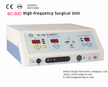 BC-50D professional Monopolar Disposable Electrosurgical unit Direct sell