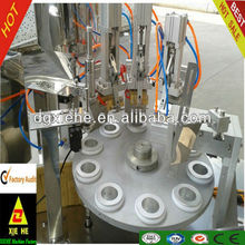 Automatic plastic tube sealing machine for tube industry