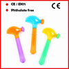 PVC inflatable small hammer toys for kids