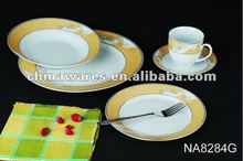 Porcelain dinner sets ceramic elephant