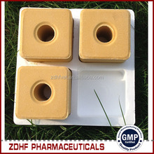 Animal microelement supplement salt blocks for beef cattle with 1kg