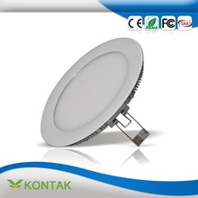 personal design long service life dimmable round dimmable led panel light