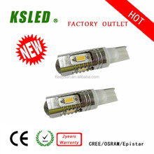 Hid replacement Epistar chip T10Car light lighting cars 12v smd 1.5W-80W IP67 9-30V Waterproof CE and ROHS