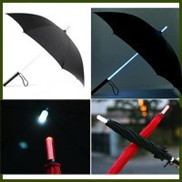 Star Wars Style Led Umbrella with Light up Shaft New Arrival