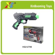 Cheap plastic soft bullet gun toy for kids