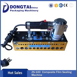 Professional manufacturer automatic plastic bag sealer