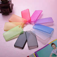 Ultra thin PP material Hard Cover Case for Iphone 5c