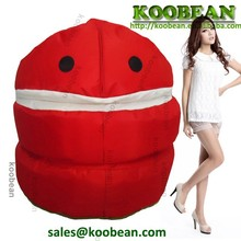 Leisure folding sex chaise lounge chairs folding beach lounge chair bag,folded beanbag chair with comfortable feelings