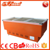 PD-210R used supermarket refrigerator and freezer