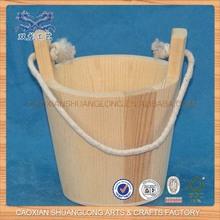 mini-barril de madera