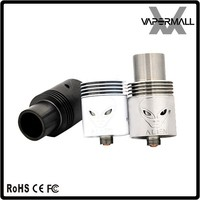 Top quality Alibaba express authentic alien rda 1:1 clone vapor rda 1:1 clone alien rda clone alien rda