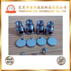 OEM CNC parts/ custom cnc machining cnc milling machine parts/ cnc electronic cigarette accessories manufacture in chian