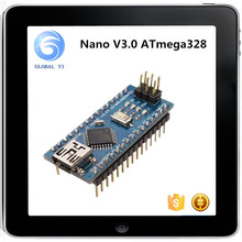 Trade Assurance Gold Supplier Arduinos Compatible Nano V3.0 ATmega328 5V Micro-controller Board Mini USB