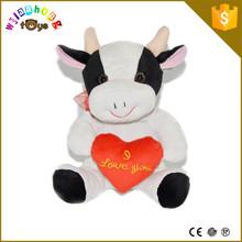 2015 Promotion toy cute pink plush T-shirt custom toy pig stuffed animal
