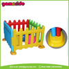 AT0201 105X55cm colorful plastic baby play fence safety playpen supplier