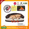 Eco-Friendly Feature and Small Animals Application Heated Pet Bed