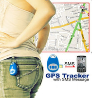 mini keychain gps tracker for kids ,personal tracker wirh gps sos button TL201 Easy carry and use