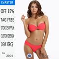 9 años fábrica profesional de la mujer sexy bikini