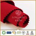 melhor preço 100% tecidos de poliéster roupas usadas/lã flanela materiais para tecidos de lã casaco de inverno