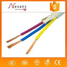 cable electric 3c1.5 inuslated electrical flexible control cable wire